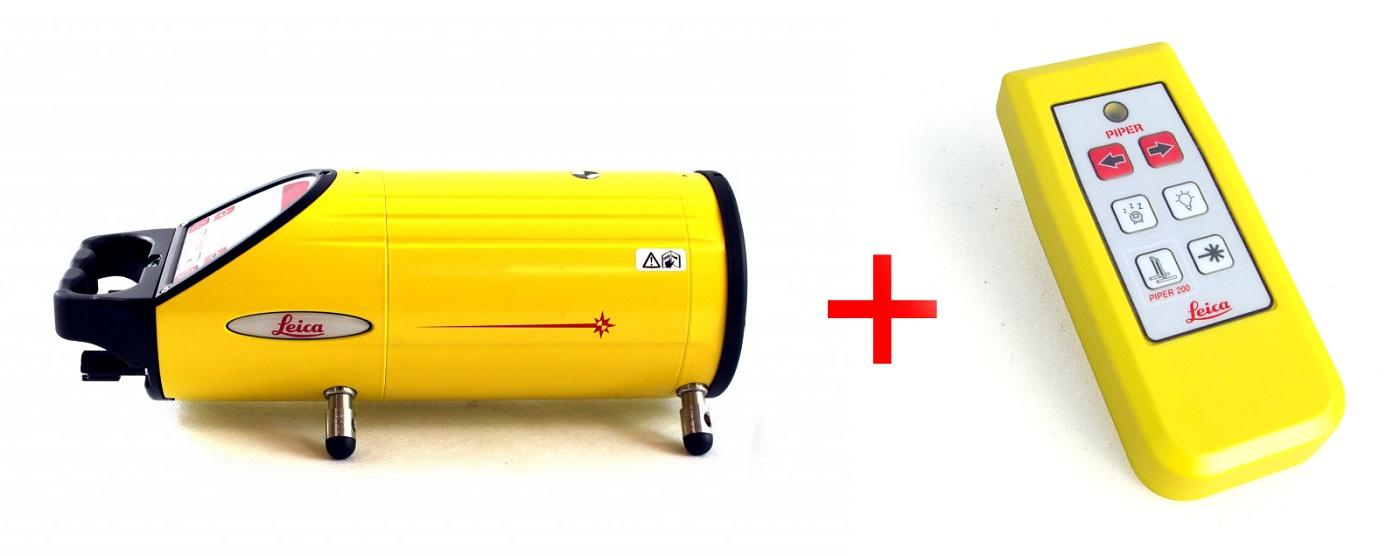 laser leica piper